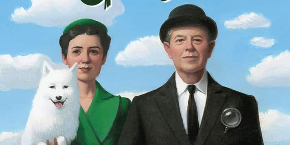 PODCAST : Les folles enquêtes de Magritte et Georgette nous replongent dans le Bruxelles de Brel