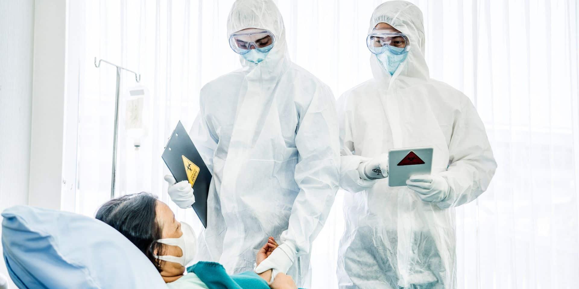 Coronavirus dans le monde: 107.000 morts dans le monde, plus de 13.000 décès en France