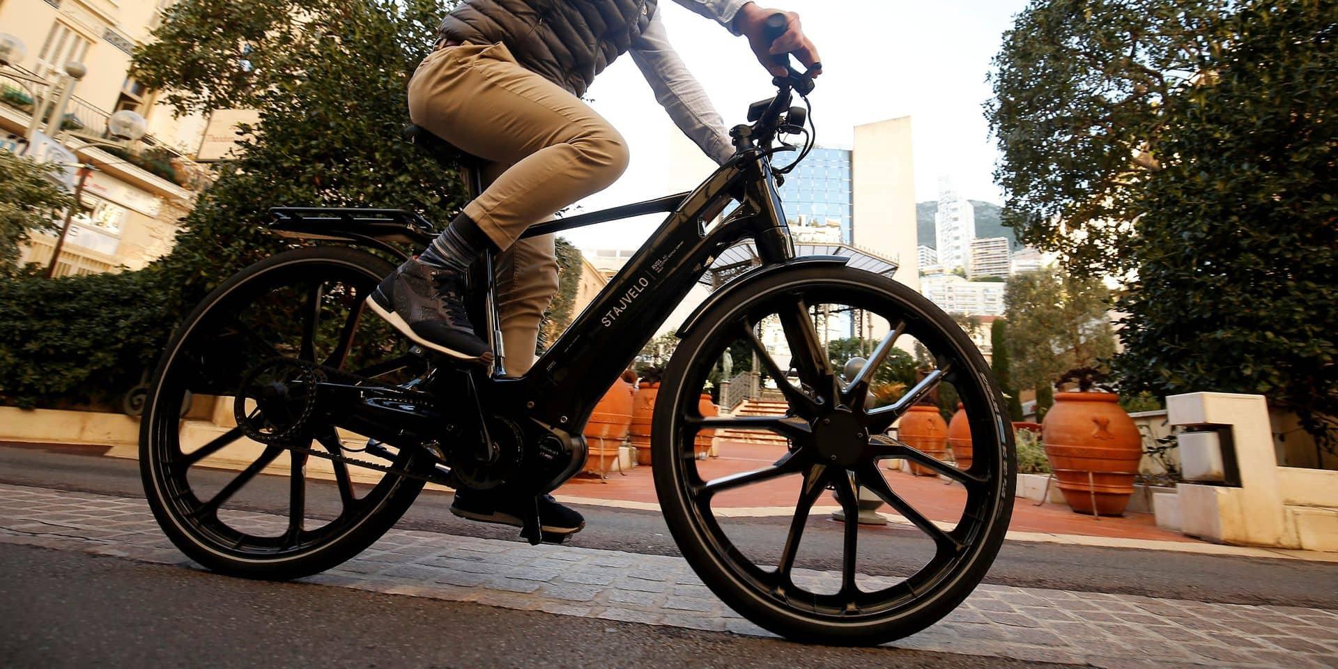 """Jusqu'à 400 euros de prime pour s'acheter un vélo électrique en Wallonie: """"Un bon moment pour un changement de mentalité"""""""