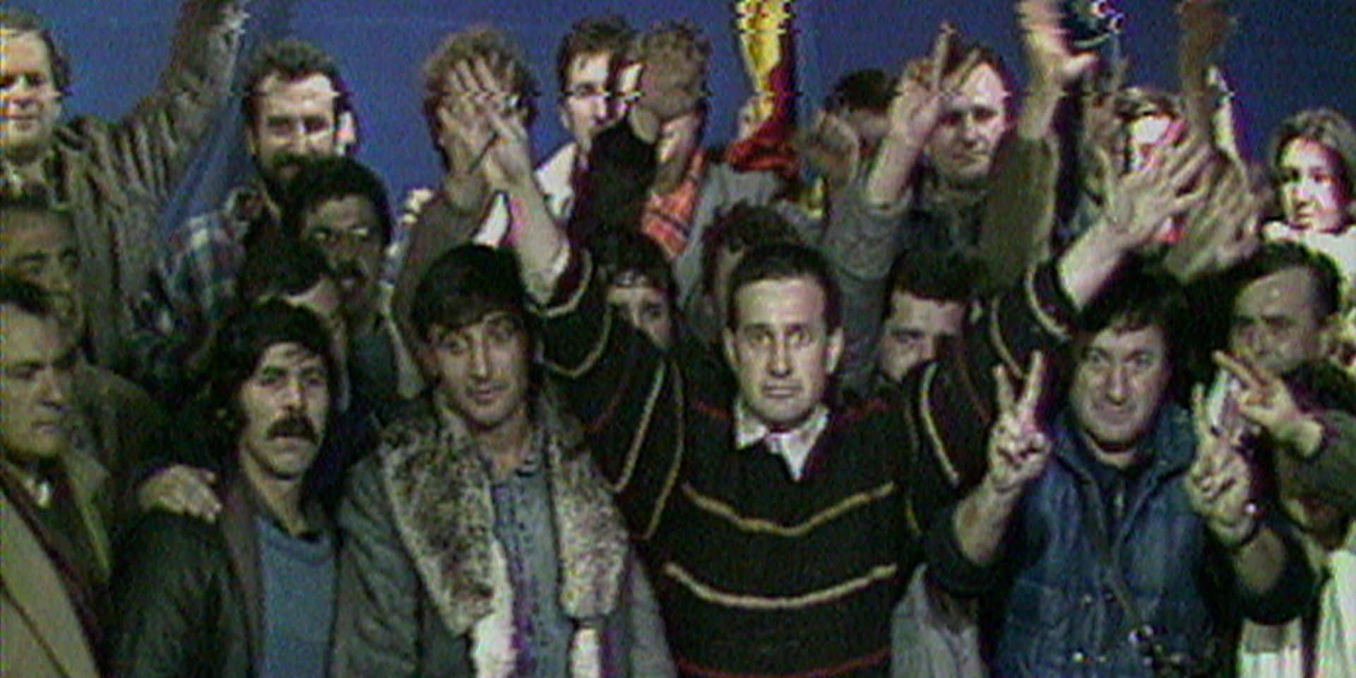 """Le 21 décembre 1989, la première révolution """"télévisée"""""""