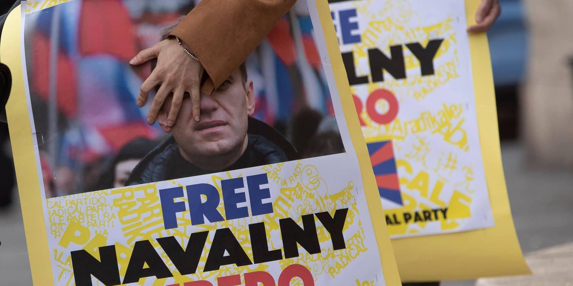 """Navalny, """"en grave danger"""", doit être évacué à l'étranger selon des experts de l'ONU"""