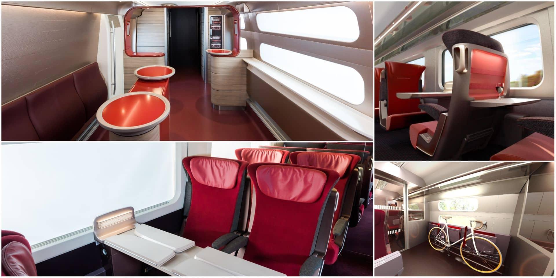 Comment Thalys veut contrer l'avion en Europe