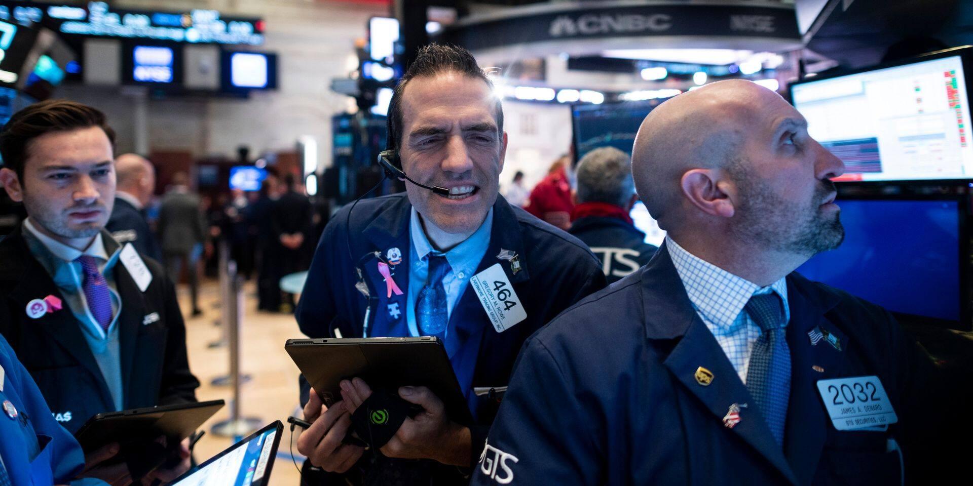 Wall Street ouvre en hausse, portée par Boeing