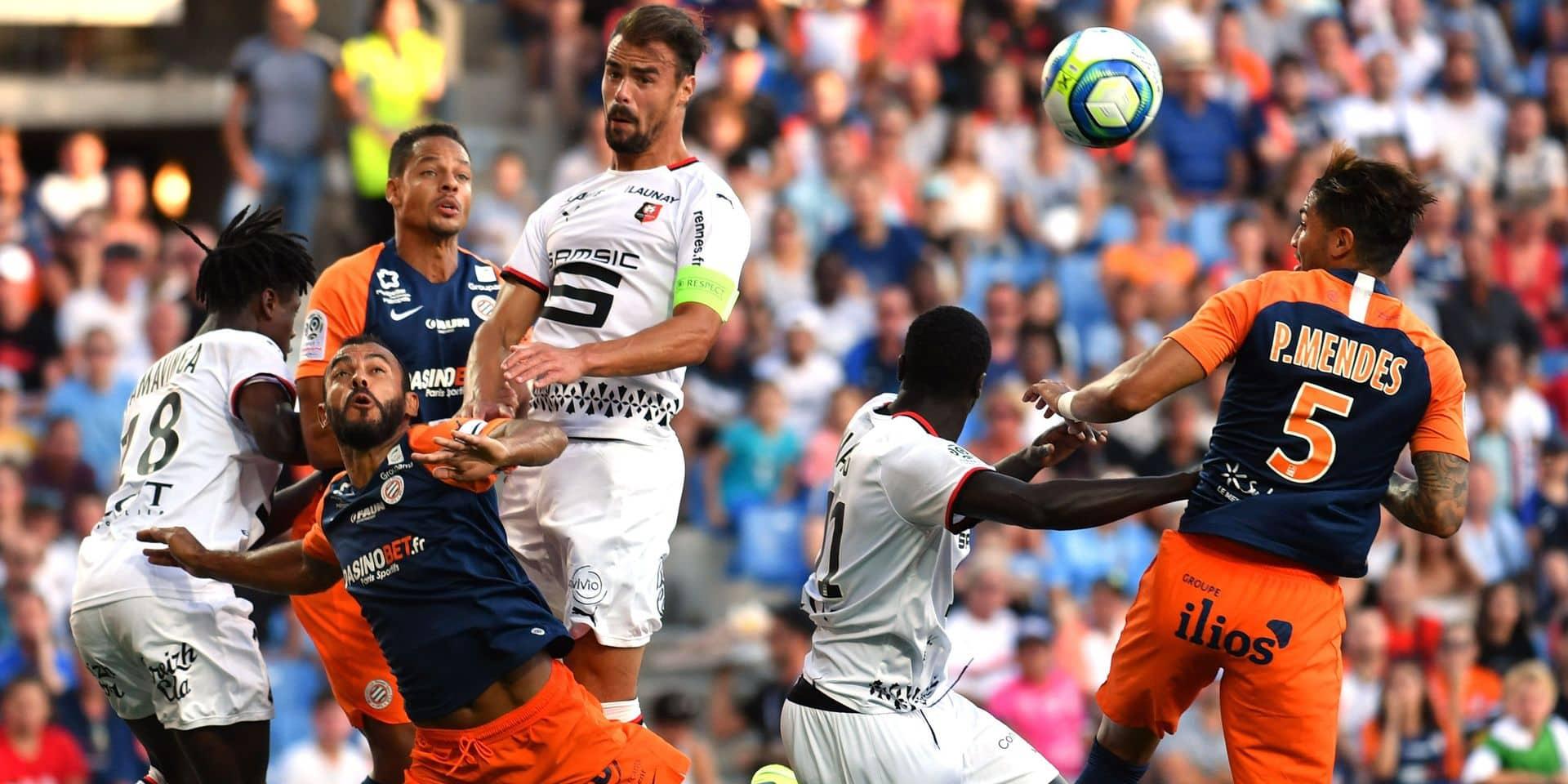 Il touche la transversale trois fois de suite à 30 mètres à la mi-temps du match de Montpellier, il empoche 50.000€ !
