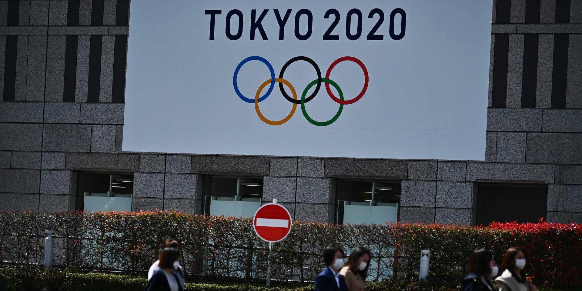 """Coronavirus: """"Le CIO veut déplacer les Jeux Olympiques à l'été 2021"""""""