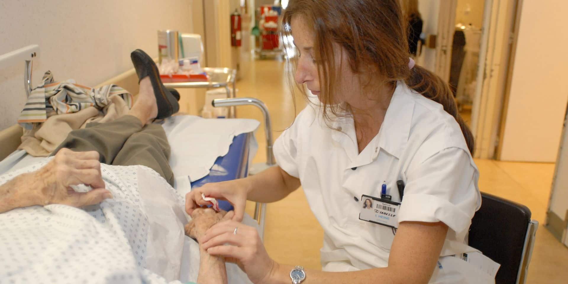 La souffrance du personnel soignant fait exploser les cas de maladies professionnelles