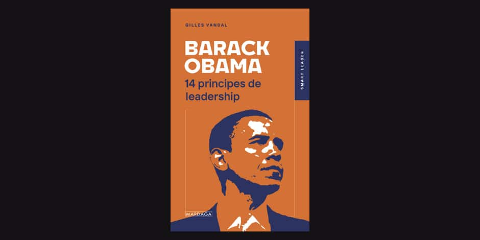 "Remportez le livre ""Barack Obama: 14 principes de leadership"""