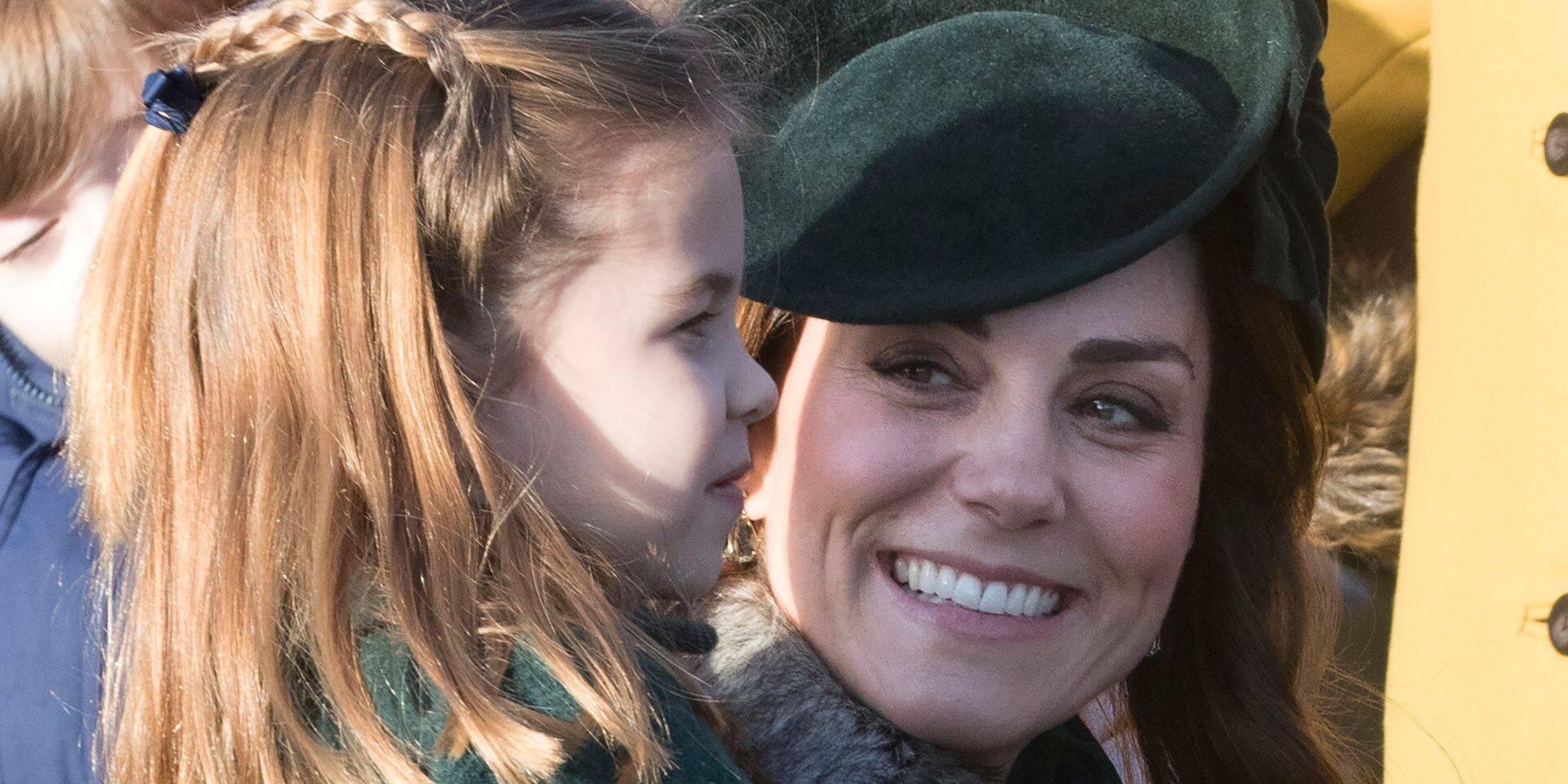Kate Middleton et sa fille Charlotte partagent un nouveau point commun