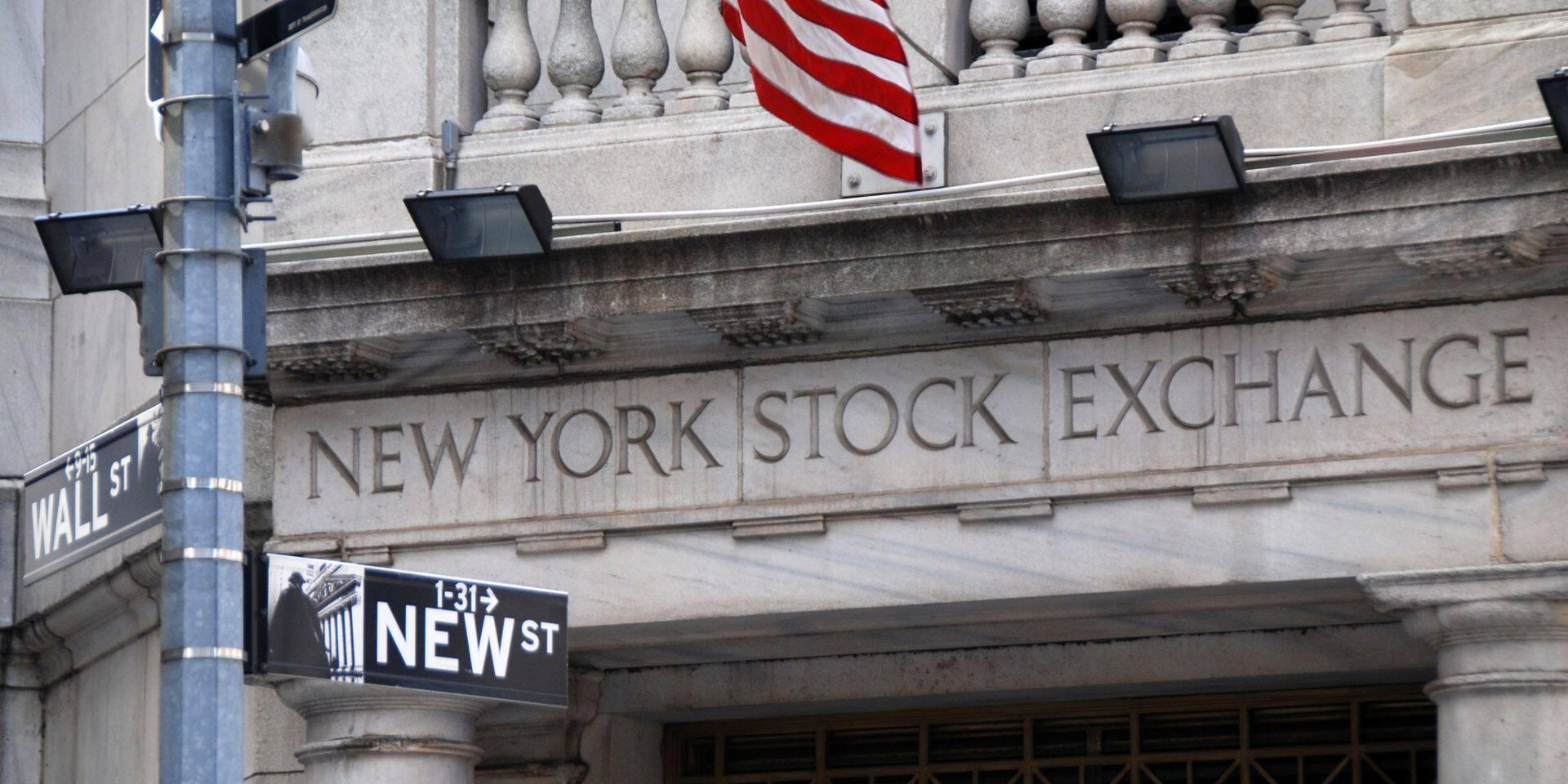 Wall Street dans le vert en attendant les résultats trimestriels des poids lourds de la tech