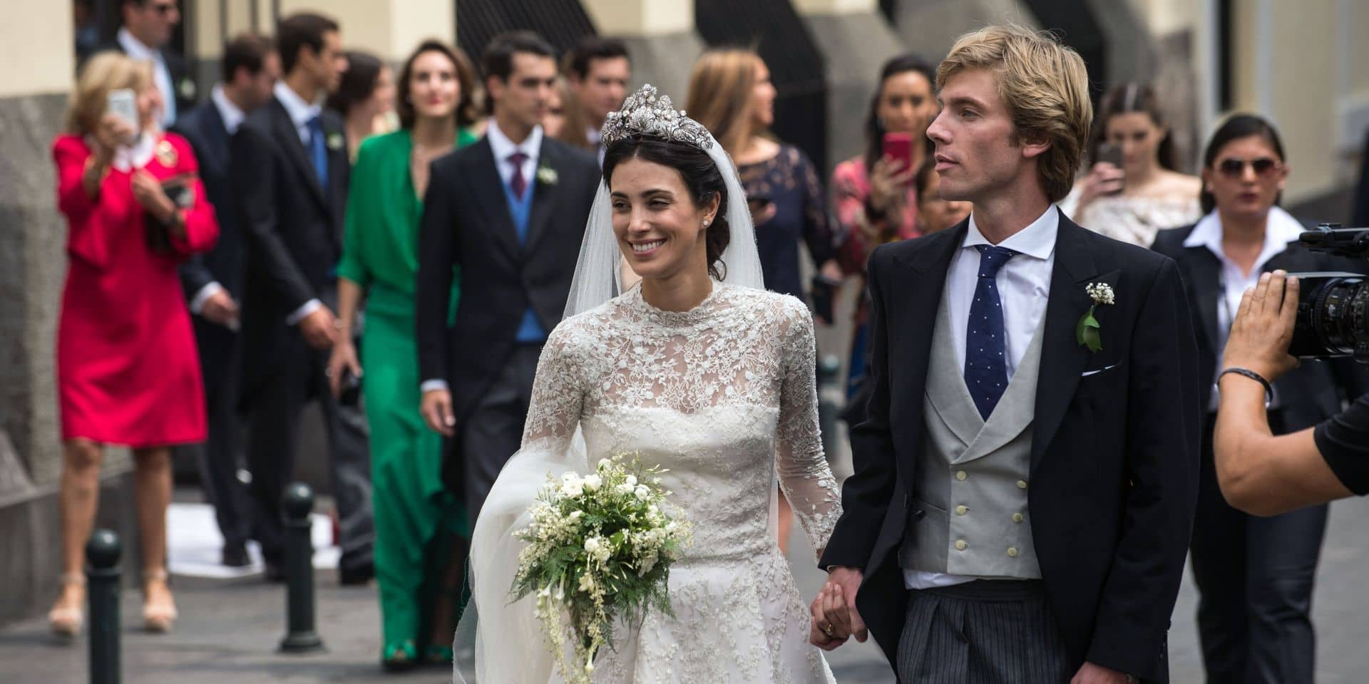 Le prince Christian de Hanovre et son épouse ont accueilli des jumeaux