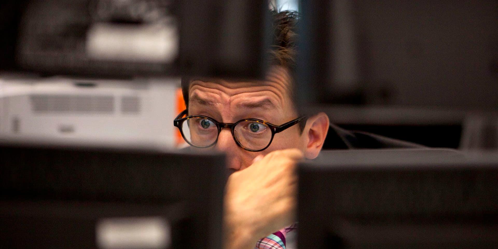 Les marchés européens piquent du nez, emportés par la crise USA-Chine