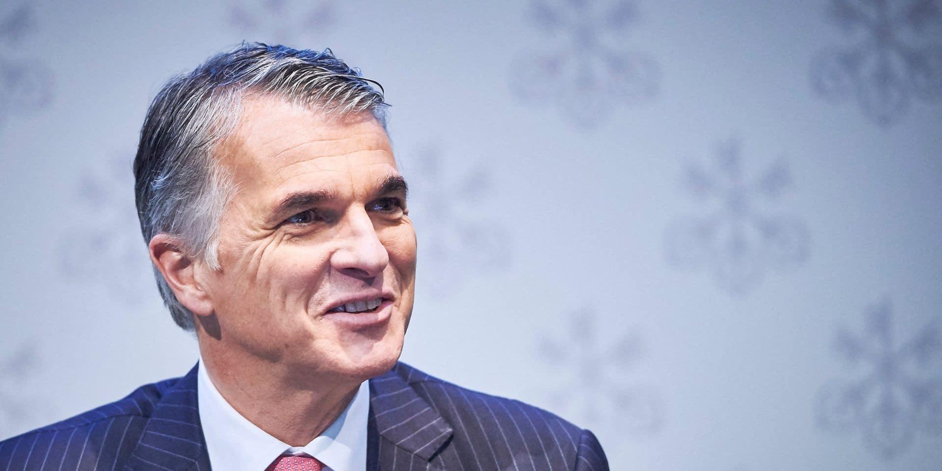 L'ancien patron d'UBS, Sergio Ermotti.