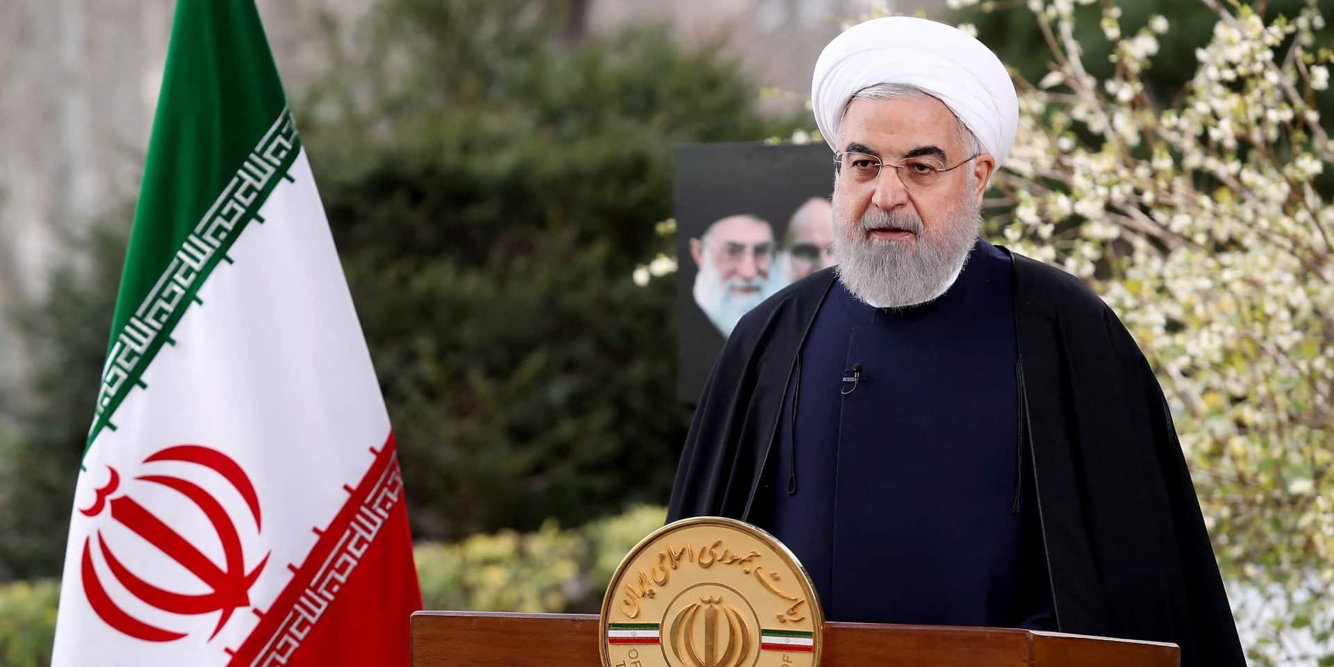 L'Iran obligé de maintenir l'activité économique malgré la pandémie
