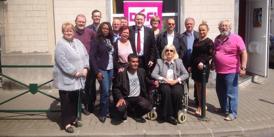 Etterbeek: DéFi veut atteindre 20% des voix aux élections communales