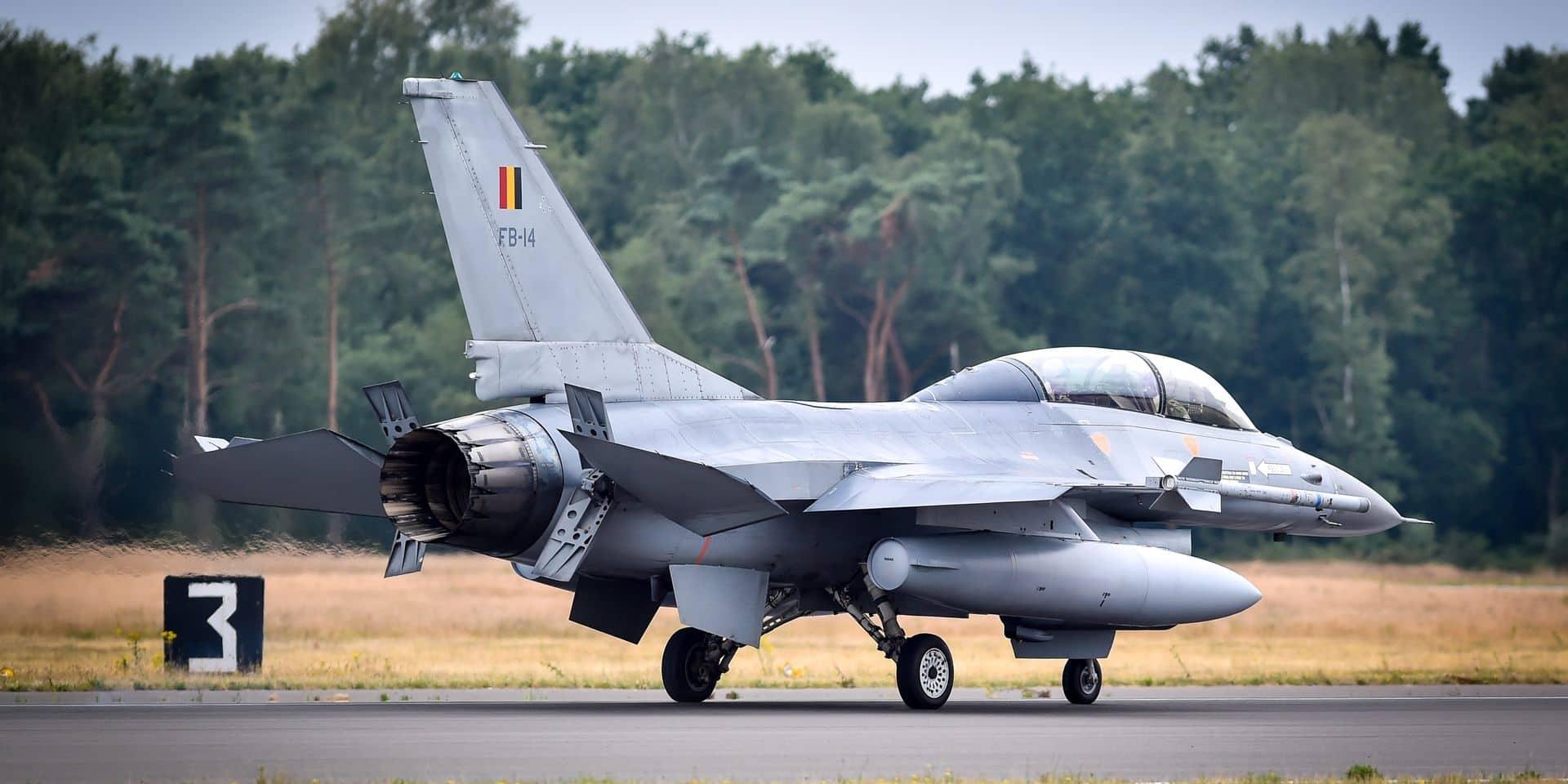 Les F-16 en fin de parcours bénéficient encore de mises à jour