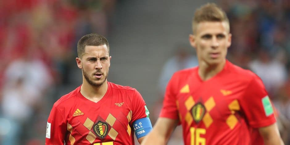 International : Belgique-France : Hazard plaisante au sujet de Mbappé