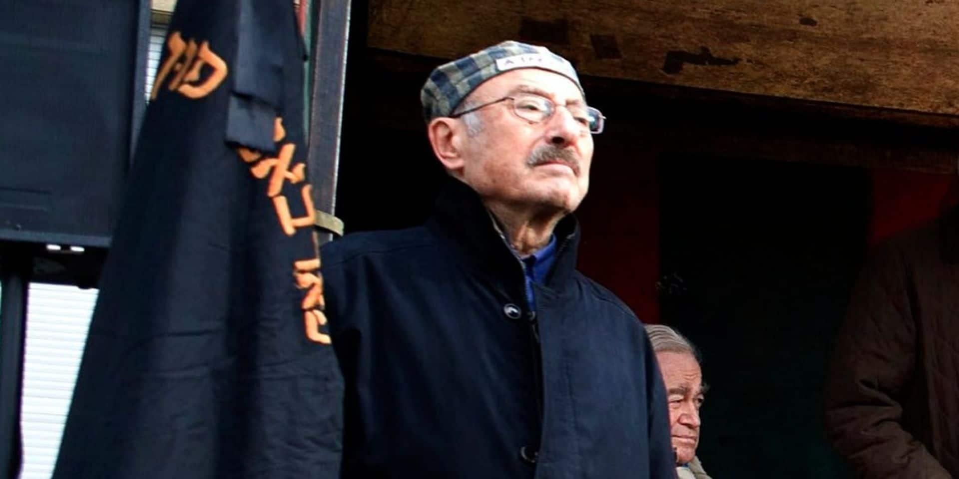 Une rue de la commune de Forest rendra hommage au survivant belge de la Shoah Henri Kichka