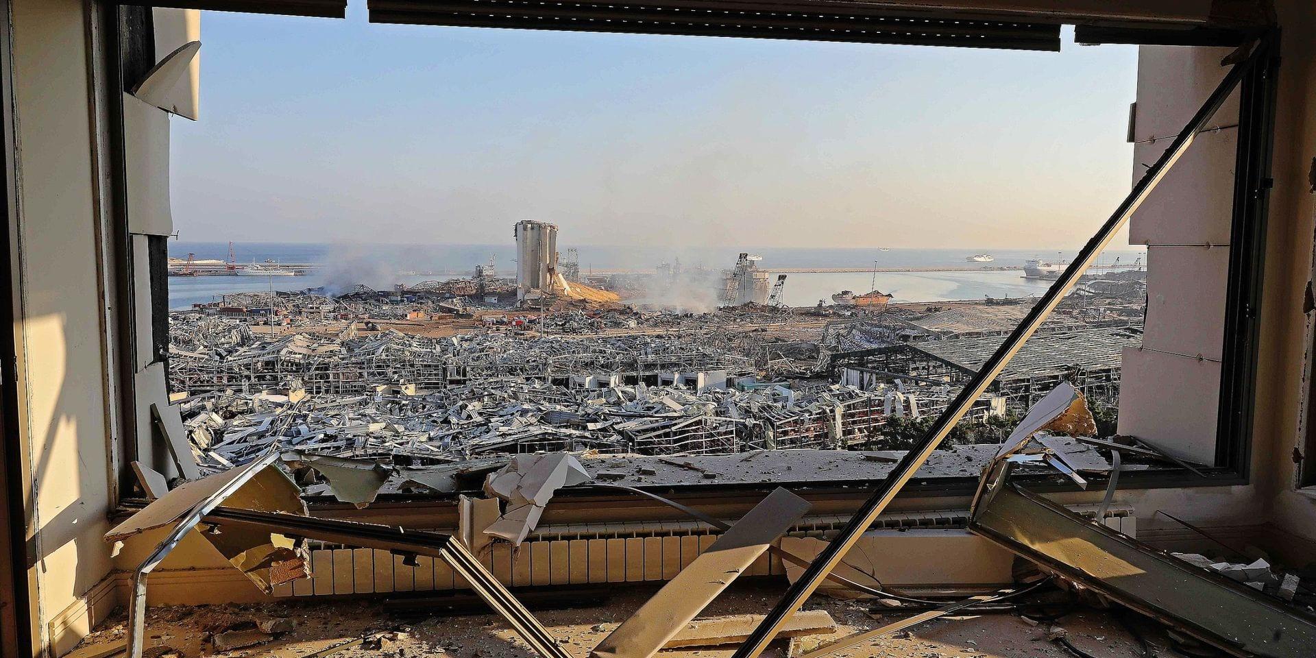 """""""On n'en finira jamais dans ce pays"""": au lendemain du drame, le Liban panse ses blessures"""