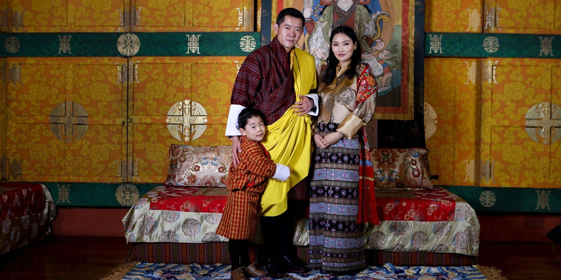 Au pays du bonheur, le Roi soigne sa grande famille bhoutanaise face au coronavirus
