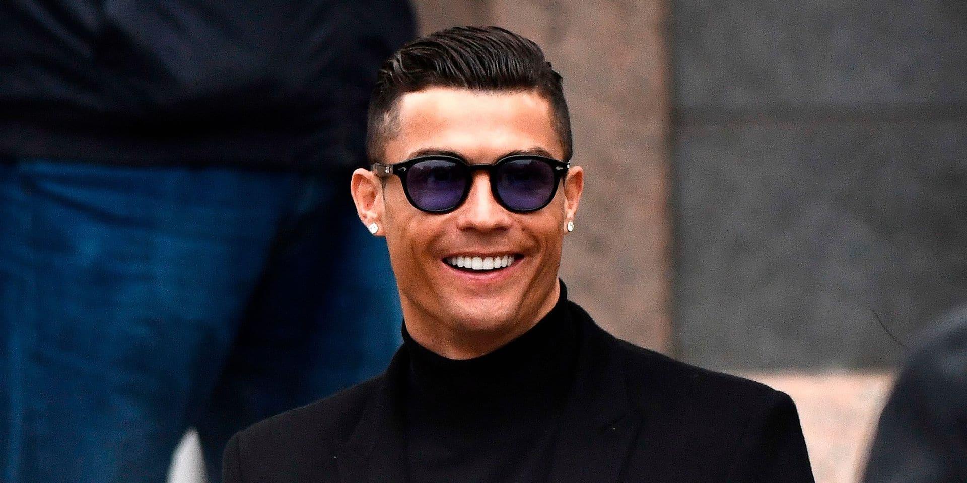 Ce post sponsorisé d'à peine 2 lignes sur Instagram a rapporté 1 million de dollars à Cristiano Ronaldo