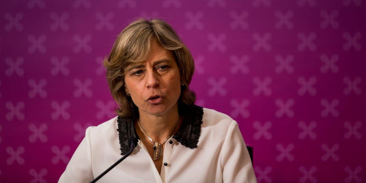 Dominique Leroy, ancienne CEO de Proximus, rejoint Deutsche Telekom
