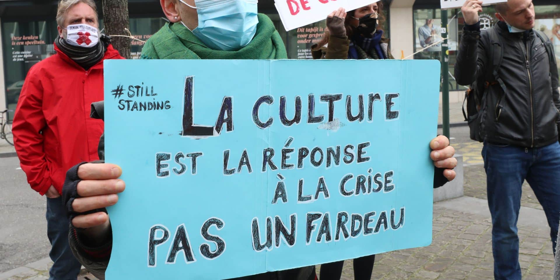 La réouverture de la culture, une question de rééquilibre