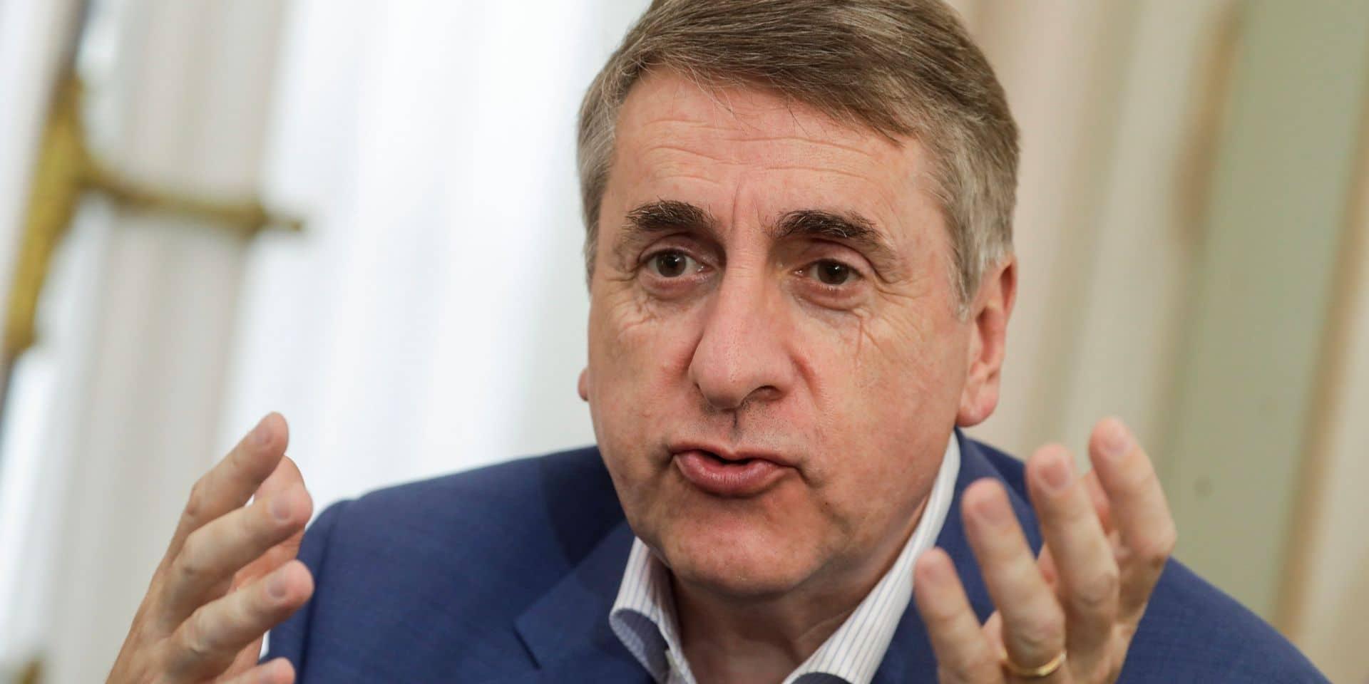 """La stratégie d'Olivier Maingain pour aider l'Horeca: """"Offrir des subsides pour des procédures judiciaires contre les décisions gouvernementales"""""""