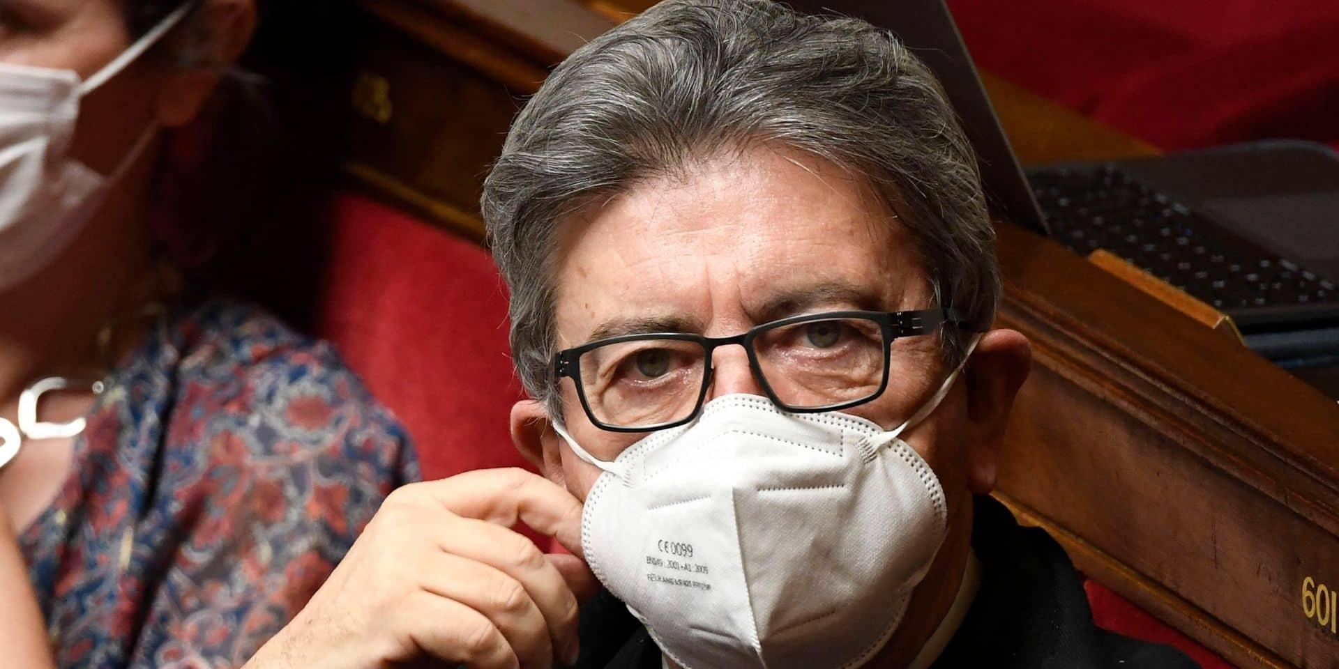 Mélenchon perd son procès en diffamation contre le rapporteur ayant dénoncé des irrégularités dans ses dépenses à la présidentielle de 2017