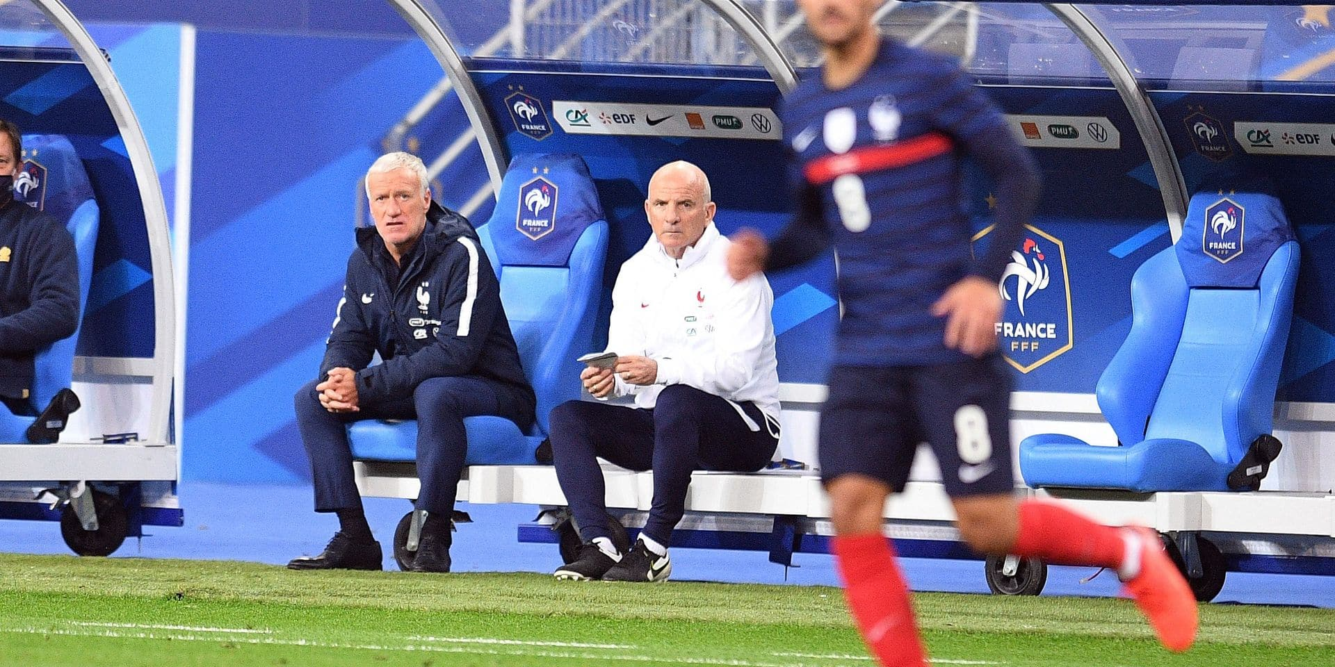 France vs Ukraine - International friendly match - Saint-Denis