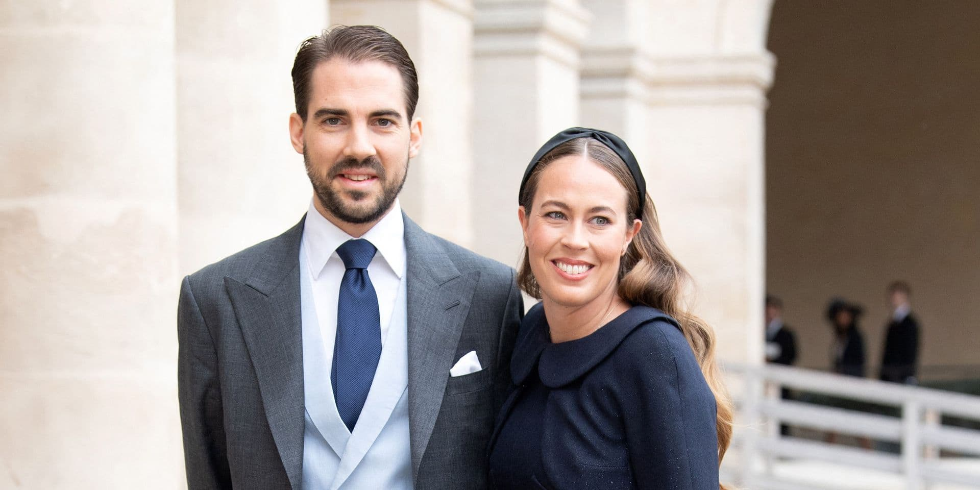 Royal wedding of Prince Jean-Christophe Napoleon and Olympia Von Arco-Zinneberg