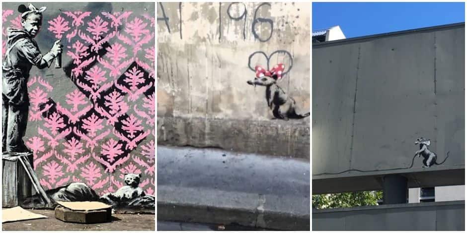 Banksy: street art et mystère | Arts visuels