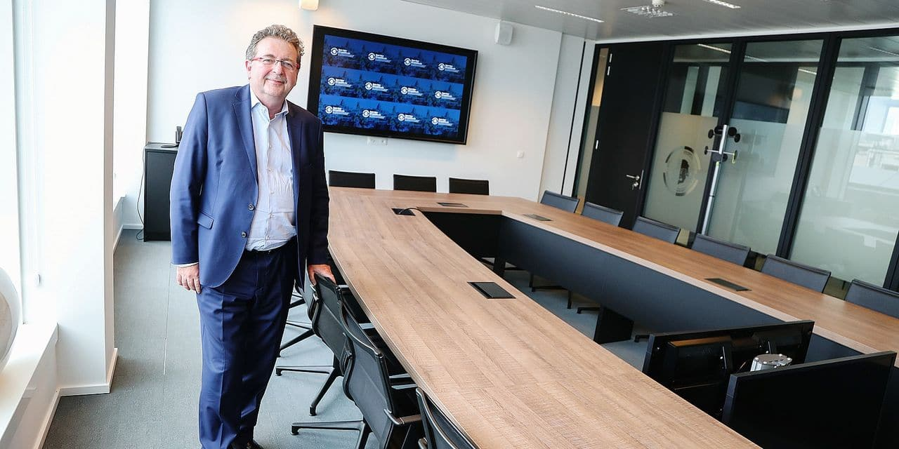 Rudi Vervoort centre de crise regional bruxelles