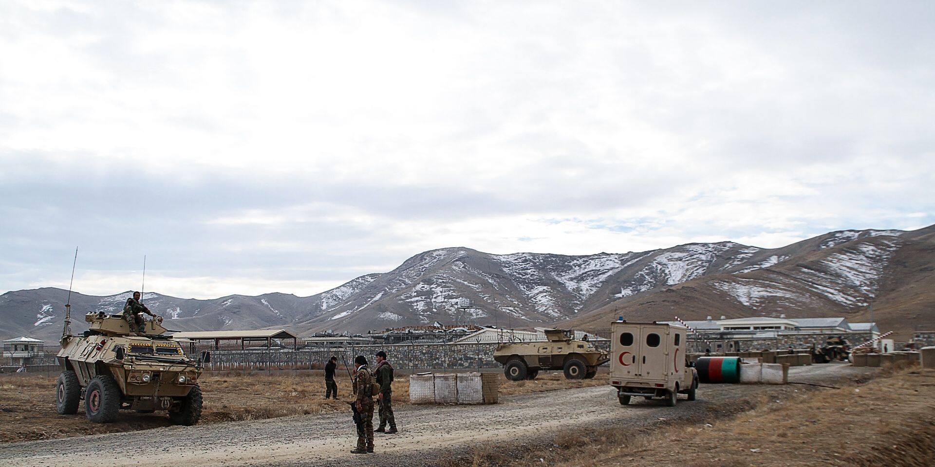 Un attentat fait 33 blessés dans le sud de l'Afghanistan