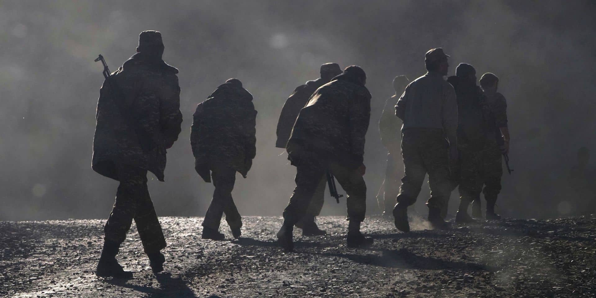 """Le Nagorny Karabakh déplore des """"dizaines"""" de prisonniers"""