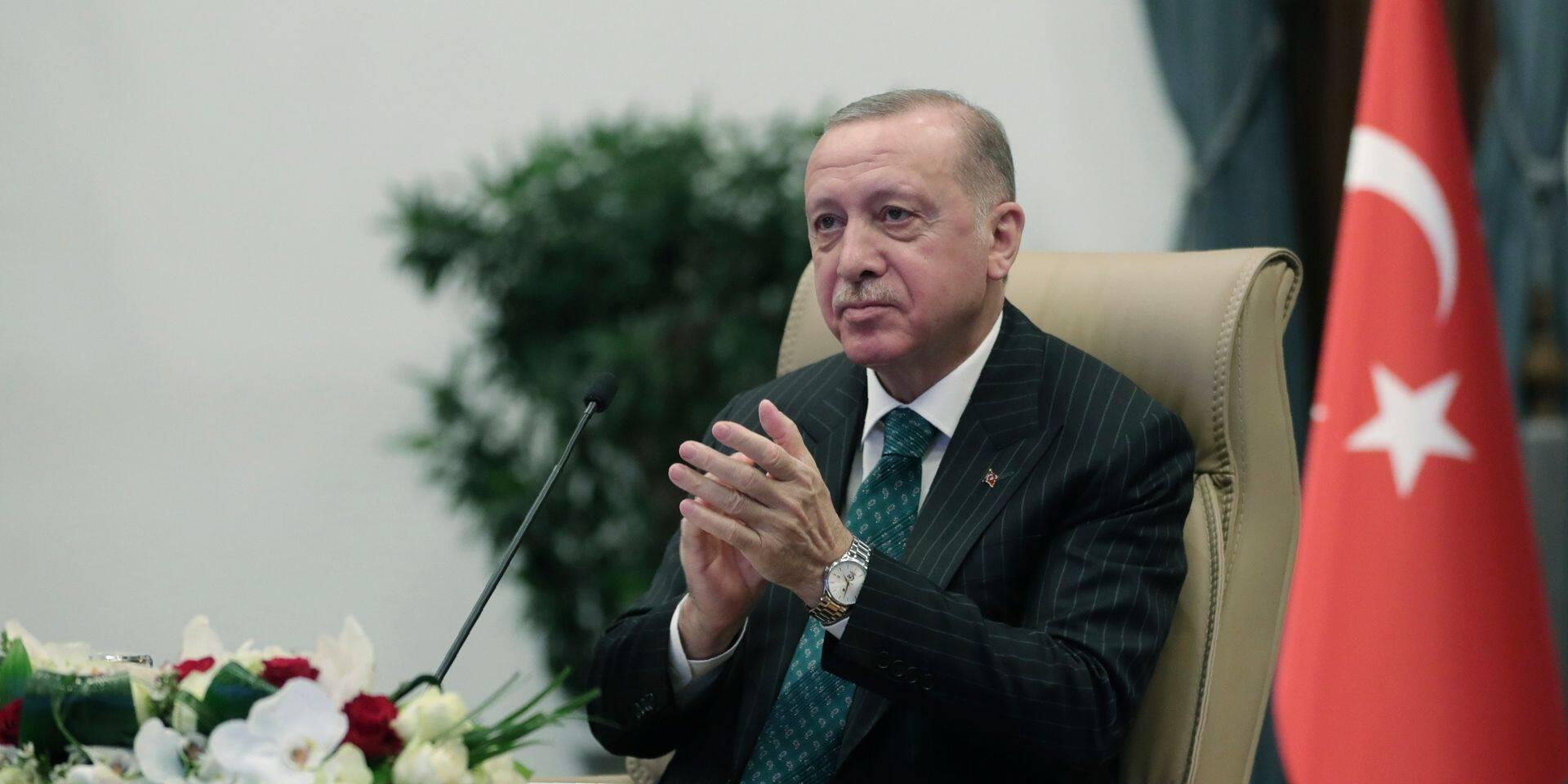 """Entretien vendredi entre Erdogan et les chefs de l'UE : """"La relation avec la Turquie reste difficile"""""""