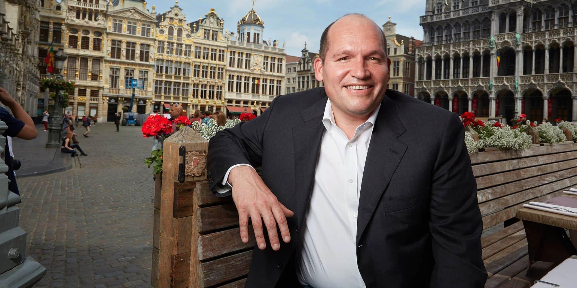 Le piétonnier de Bruxelles, une no-go zone? Le bourgmestre Philippe Close réagit