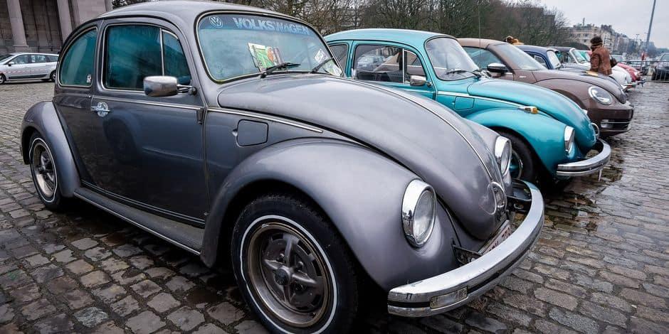 Fin de la production de la Coccinelle, en 2019 — Volkswagen