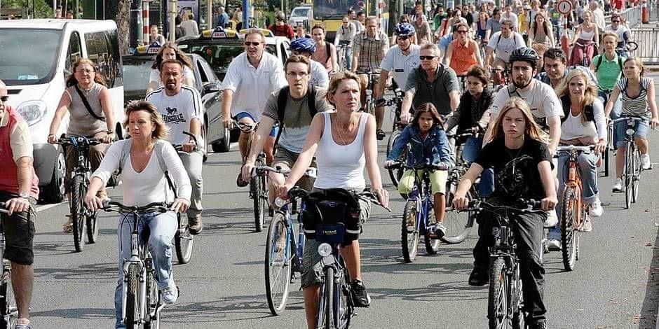 """Bruxelles: une journée sans voiture organisée en mode """"light"""" cette année"""