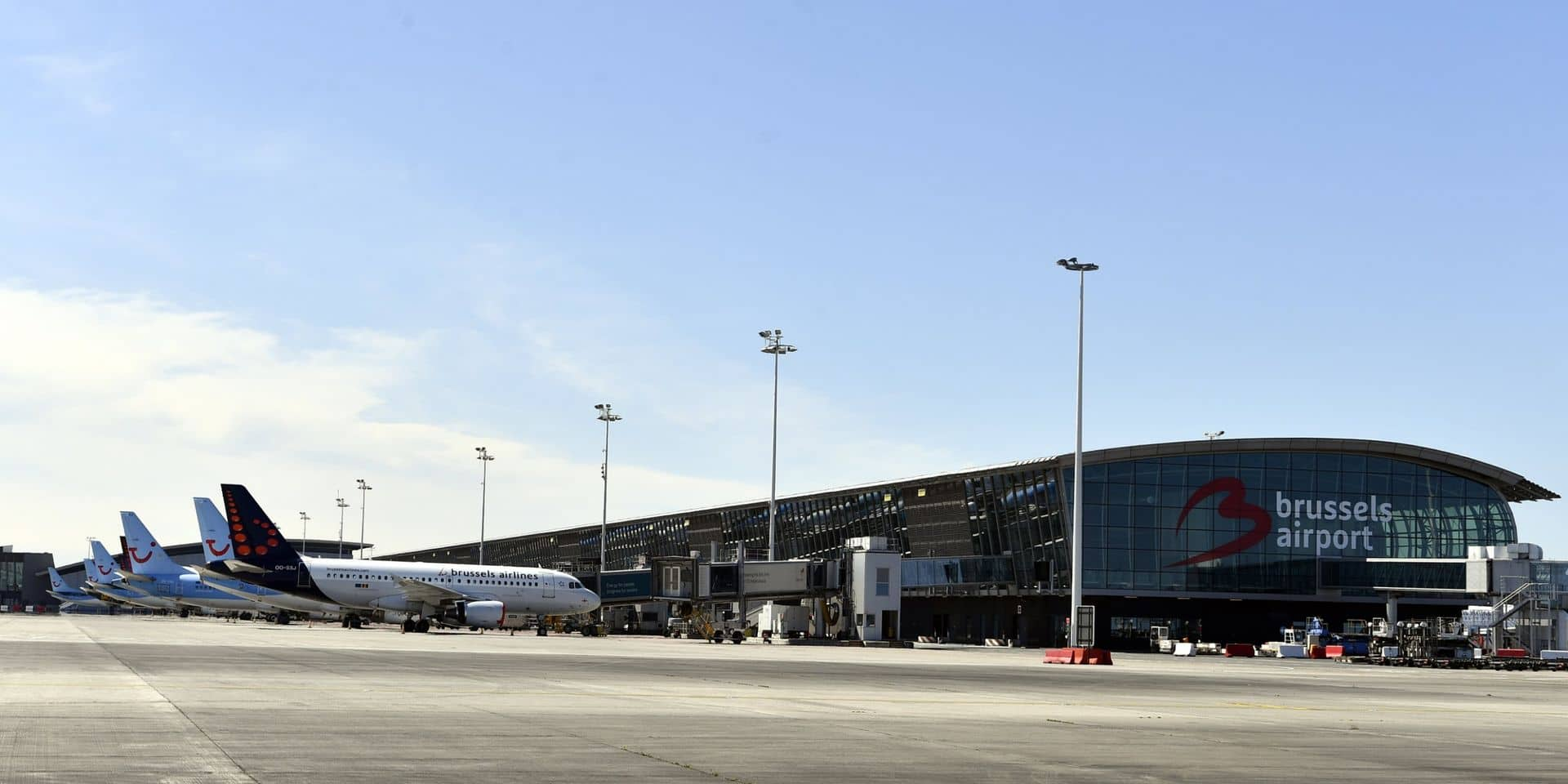 """Pour les organisations patronales Beci et Voka, """"il tout faire pour assurer l'avenir de Brussels Airport"""""""