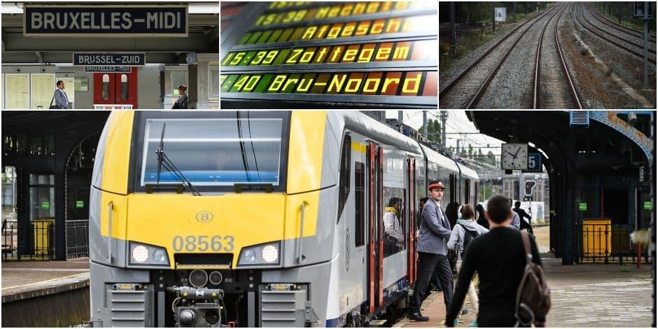 Conditions caniculaires et grève: le point sur les trains supprimés vendredi et samedi