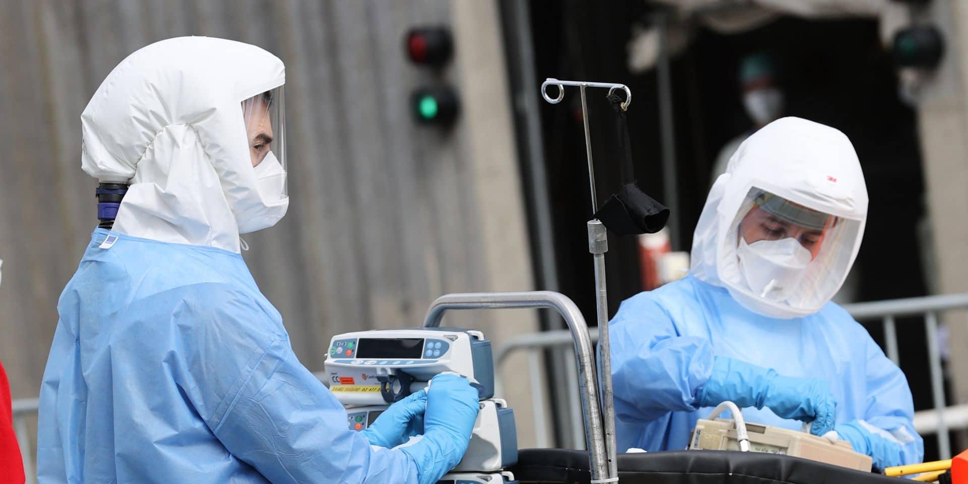 Coronavirus en Belgique: les nouvelles contaminations n'augmentent plus