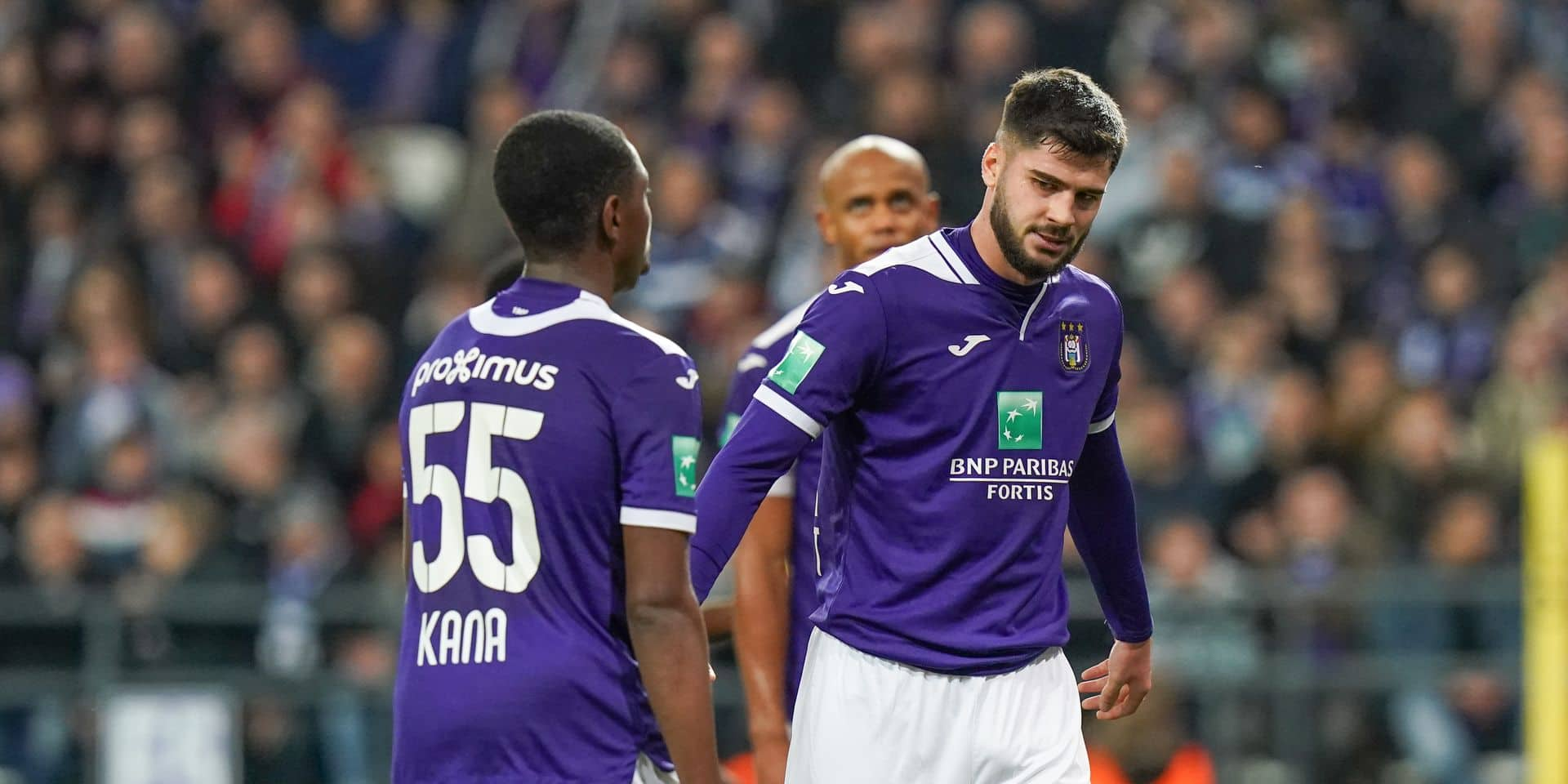 Anderlecht a pris plus de buts qu'il n'en a marqué en 2019 !