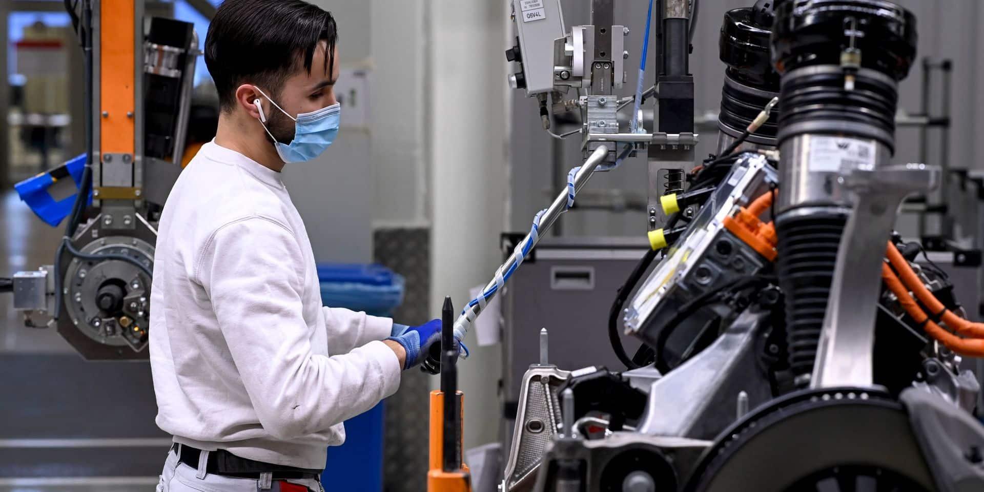 La production reprend chez Audi à Forest et Volvo Trucks à Gand