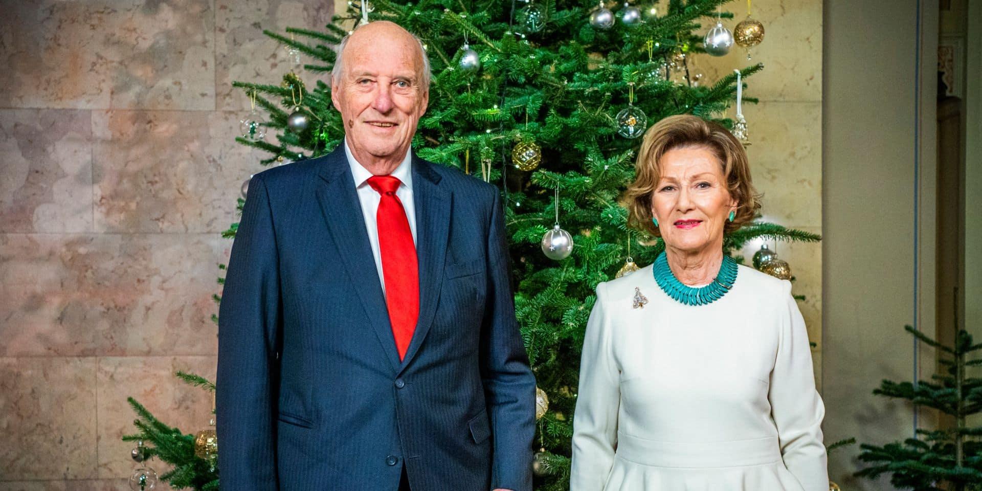 """""""Un développement passionnant"""": Harald et Sonja de Norvège fêtent leurs 30 ans de règne"""