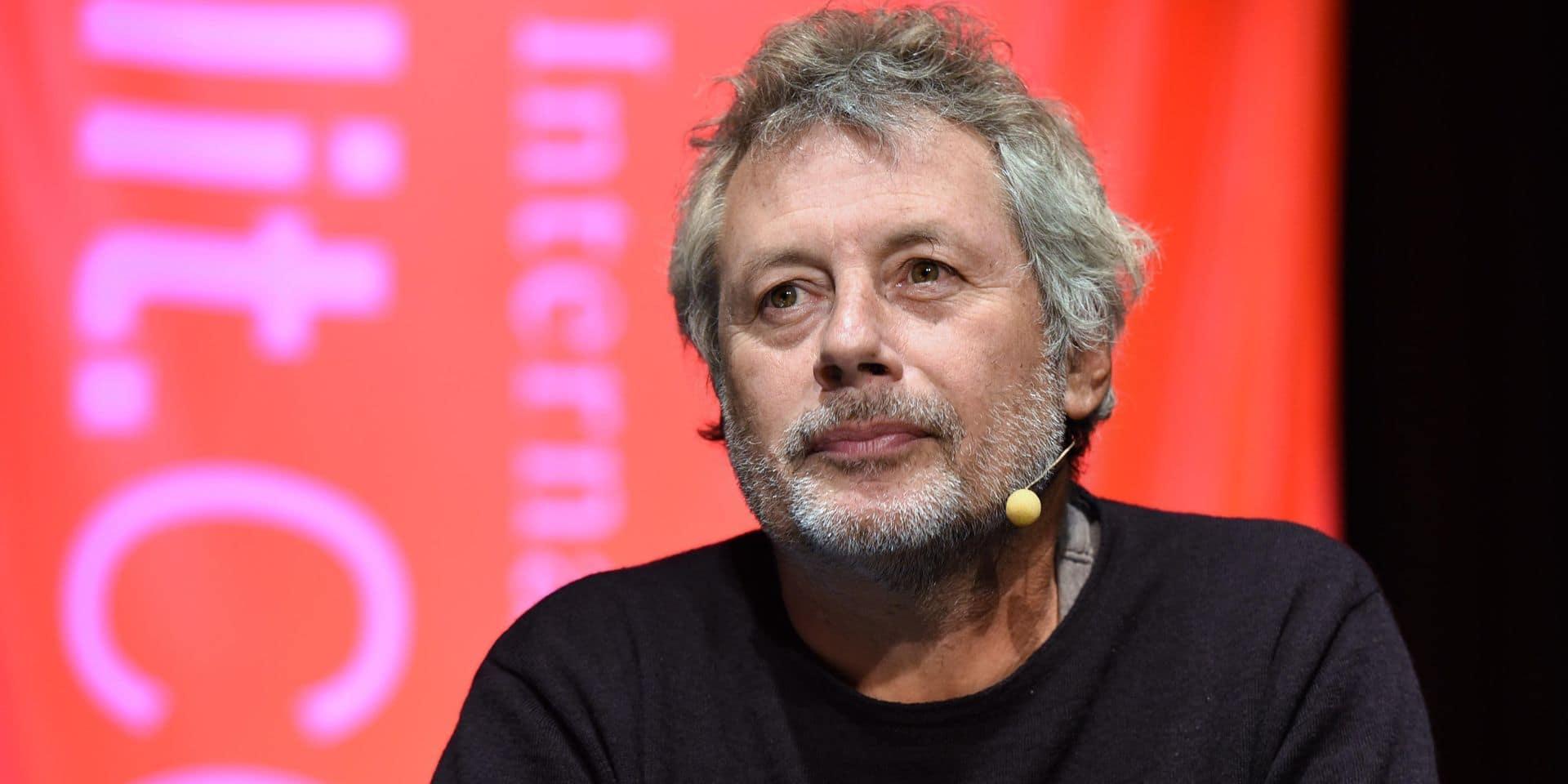 """Alessandro Baricco: """"On a tout à gagner à la révolution numérique"""""""