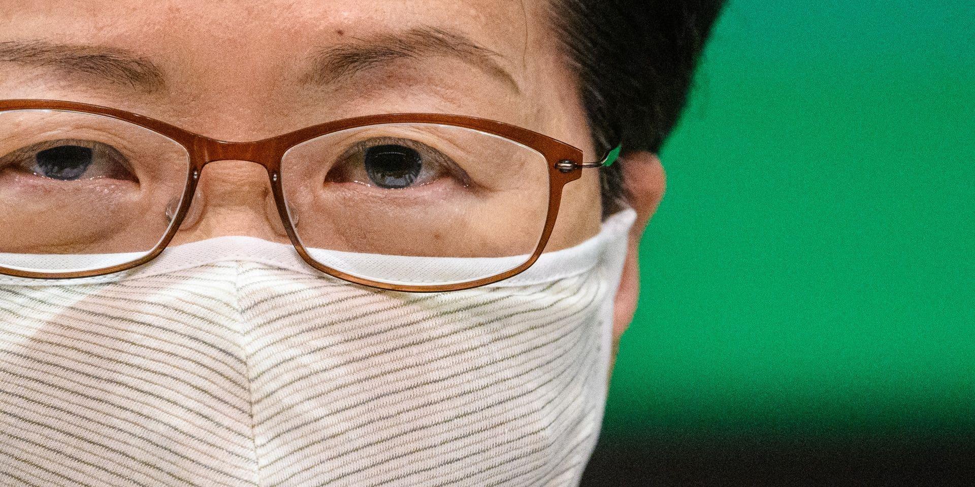 Washington sanctionne la cheffe de Hong Kong, accusée de saper l'autonomie du territoire