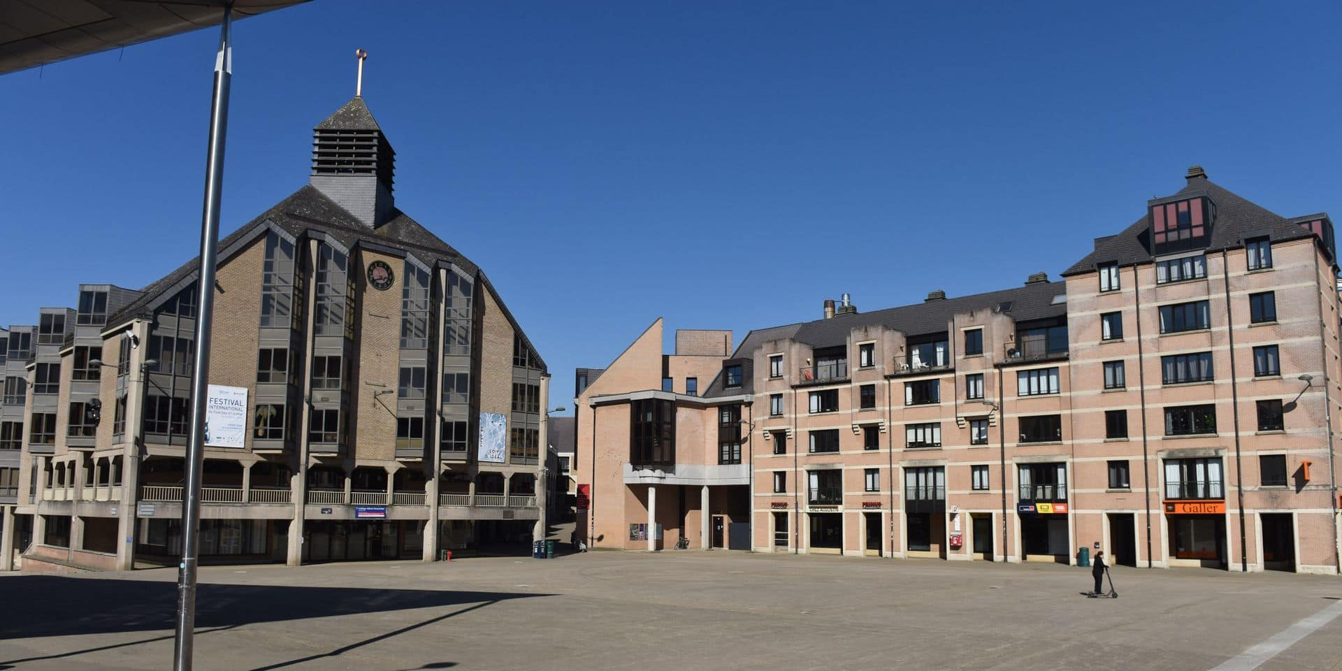 Louvain-la-Neuve, une ville qui restera humaine si…