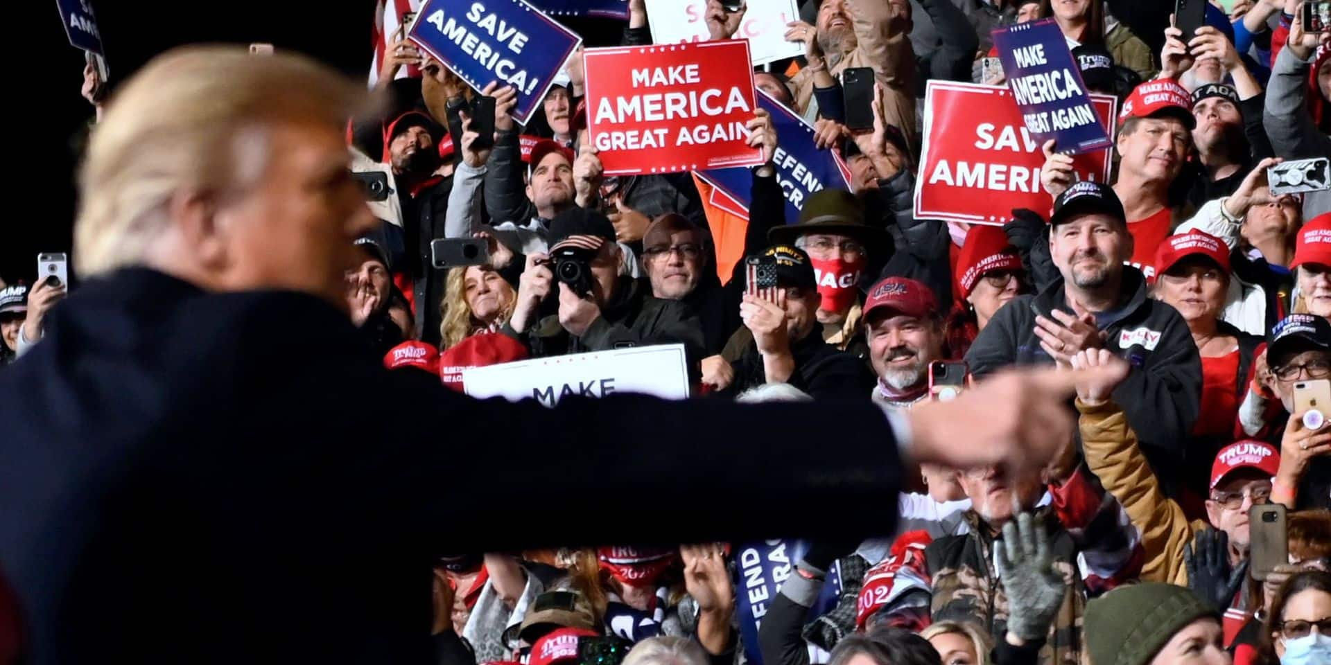 Alarmés, les experts américains relancent leur appel au port du masque face à Donald Trump