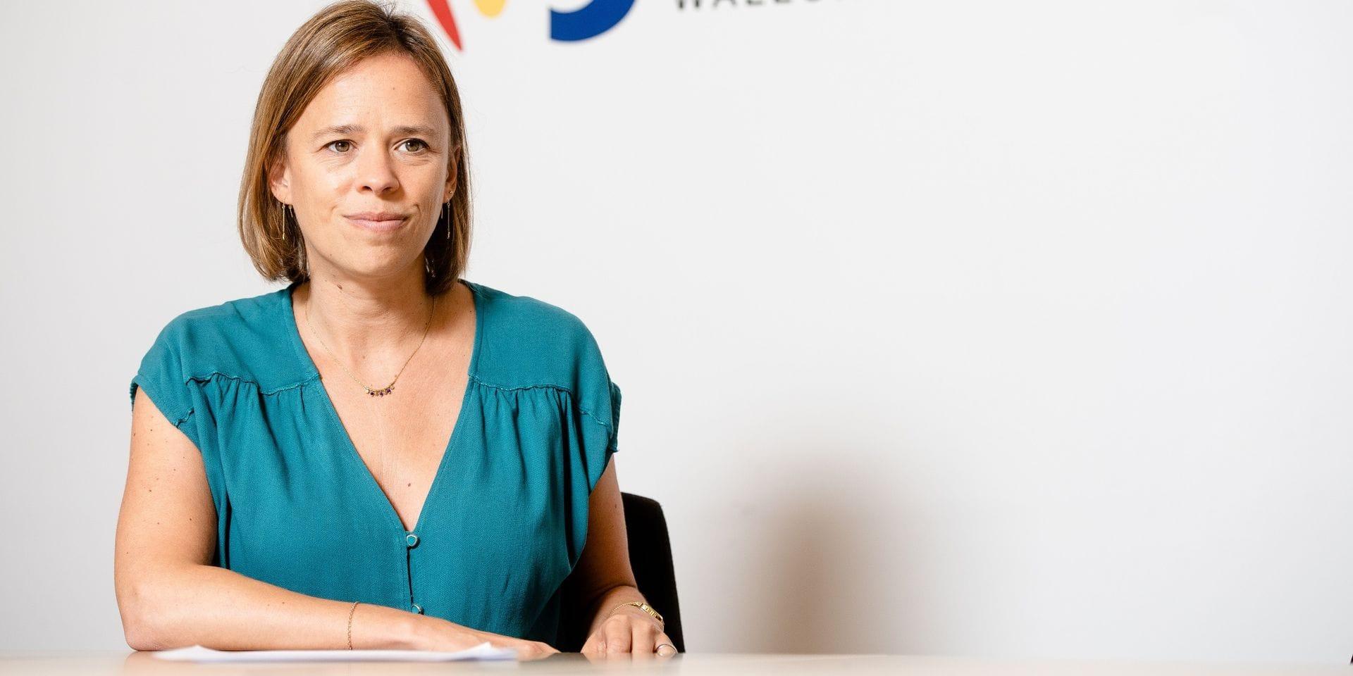 """""""Nous sommes très surpris de cette analyse"""": Caroline Désir réagit aux propos tenus sur les écoles"""