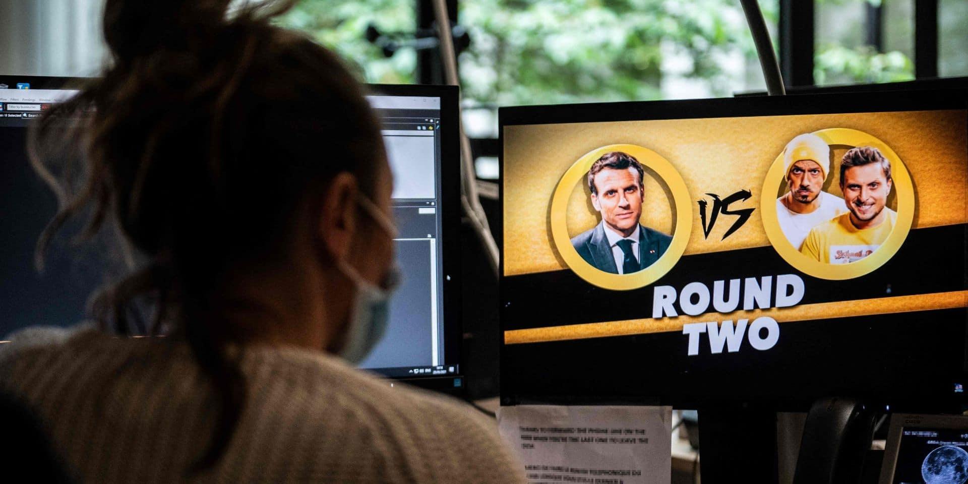 Emmanuel Macron a-t-il eu raison de tourner une vidéo avec les youtubeurs McFly et Carlito ?